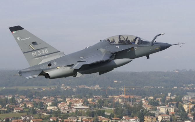Leonardo to complete for U.S. AIR FORCE advanced pilot training system program