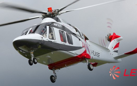 Leonardo wins the National Award for Innovation with an electric tail rotor for helicopters to reduce environmental impact