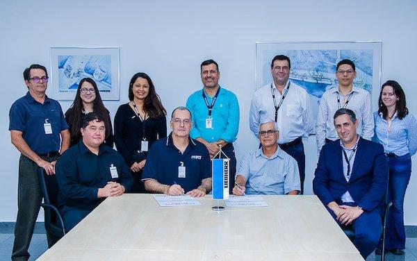 Liebherr Aerospace Brasil partners PTI Technologies