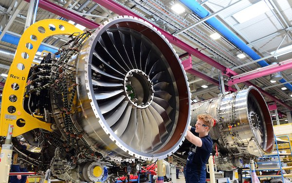 Liebherr-Aerospace to supply components to Rolls-Royce Pearl 700
