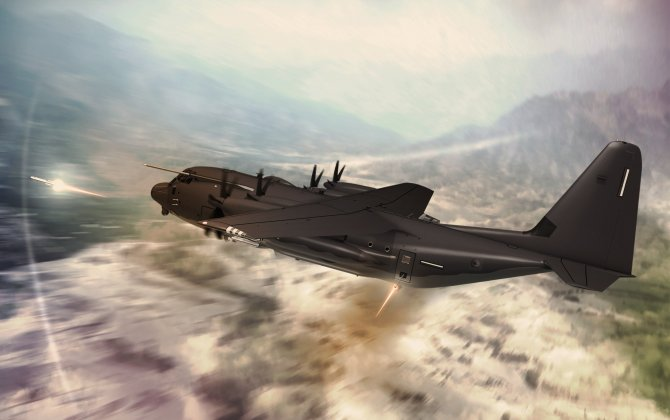 Lockheed Martin Announces C-130J-SOF Super Hercules Dedicated to Supporting International Special Operations Forces