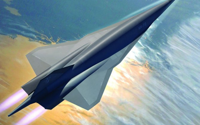 Lockheed pushing $1 billion Mach 6 airbreather