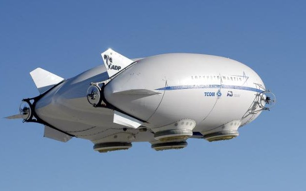 Lockheed venture lifts off with LOI for 12 hybrid airships