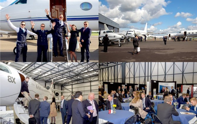 London Biggin Hill Airport sees record attendance at ACE'17