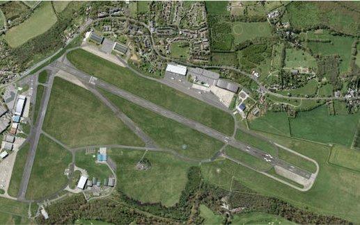 London Biggin Hill opens Covid-19 testing centre