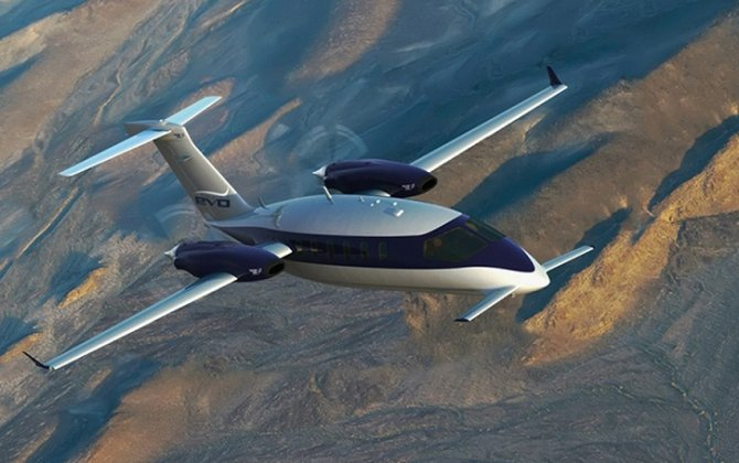 London Biggin Hill welcomes the Piaggio Avanti EVO