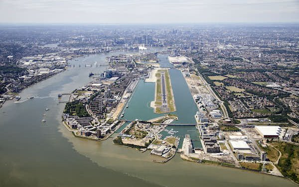 London City Airport: BA CityFlyer resumes operations
