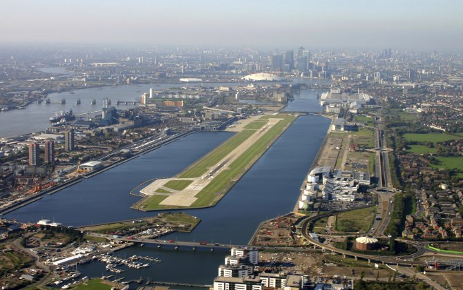 London City Airport Reopens After Safety Incident