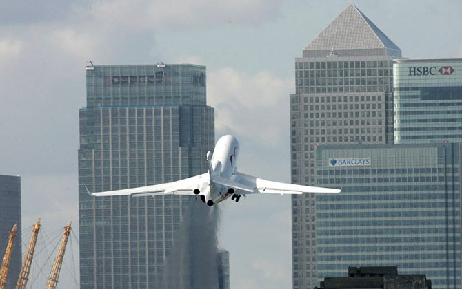 London City Jet Centre Receives IS-BAH Following Expansion Approval