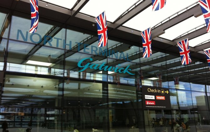 London-Gatwick takes investment to over £3 billion with new five-year plan