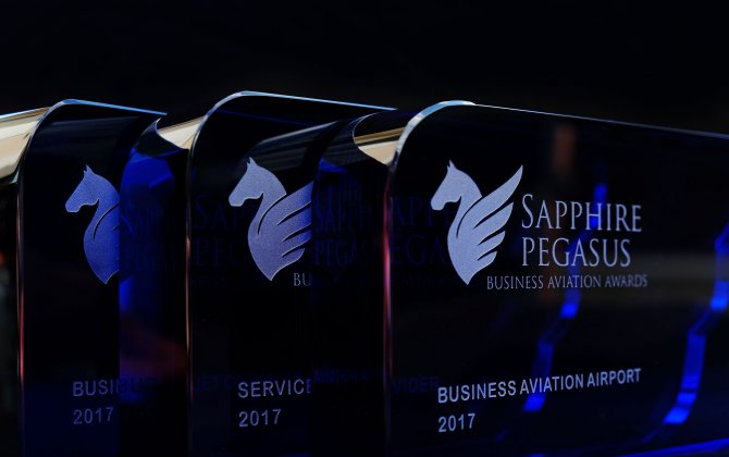 London Oxford Airport scoops 'Best Business Aviation Airport' accolade for second time at prestigious Sapphire Pegasus Awards