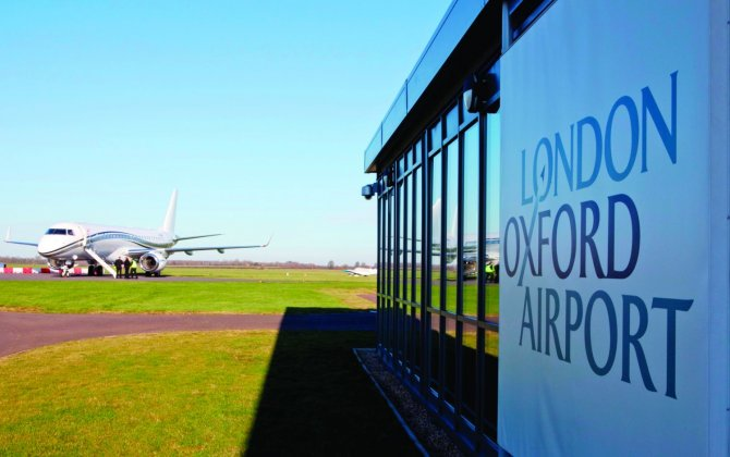 London Oxford Airport welcomes Travion, its first flight management company
