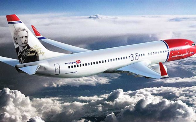 Long-haul growth drives record passenger figures at Norwegian