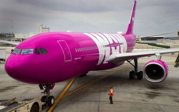 Lowest Airfare Ever of WOW air With $49 Flights To Europe