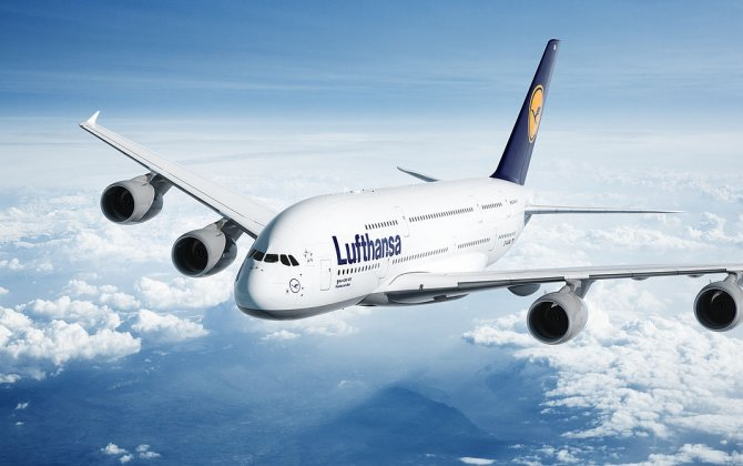 Lufthansa A380 in Munich: Take-off from 25 March 2018