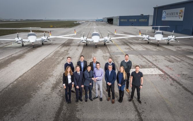 Lufthansa Aviation Training upgrades training fleet in Rostock-Laage