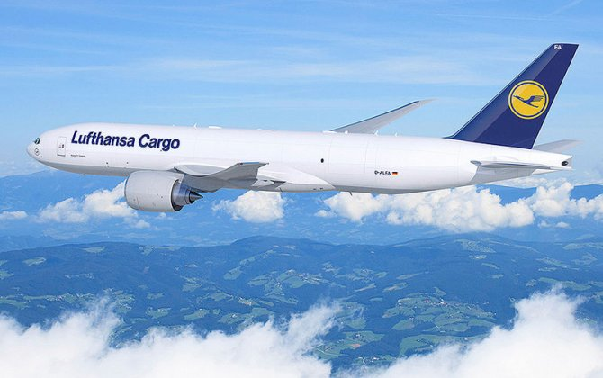 Lufthansa Cargo Triple Seven fleet grows