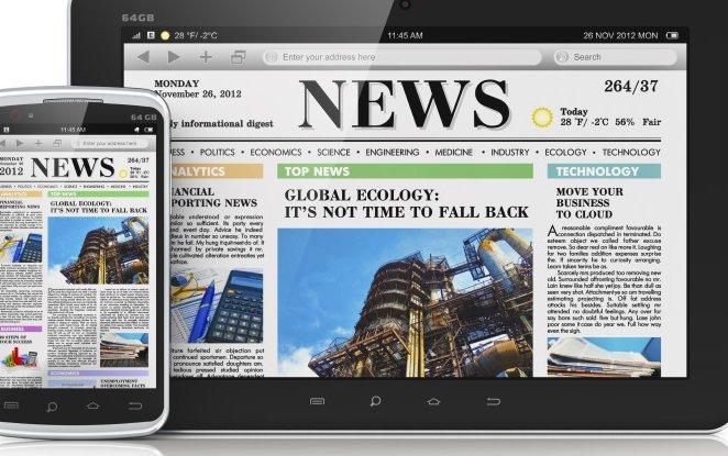 Lufthansa digitizes inflight newspapers and magazine