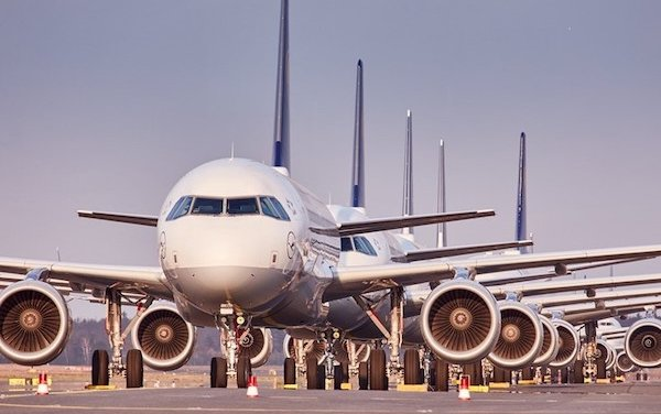 Lufthansa Group signs EASA Charter