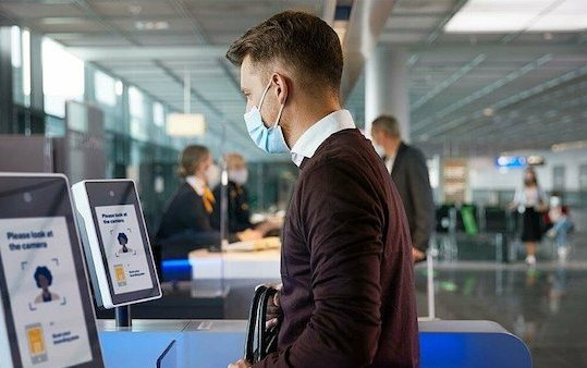 Lufthansa Group to be first to implement Star Alliance Biometrics and usher in a touchless customer experience at airports