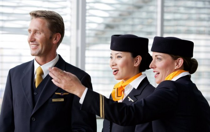 Lufthansa hires more than 4,000 new employees