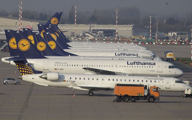 Lufthansa Looks at SAS in Move to Accelerate Airline Consolidation in Europe