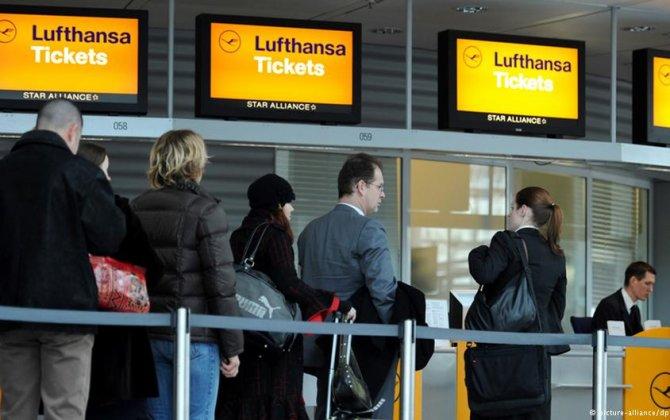 Lufthansa strike to impact 'tens of thousands'