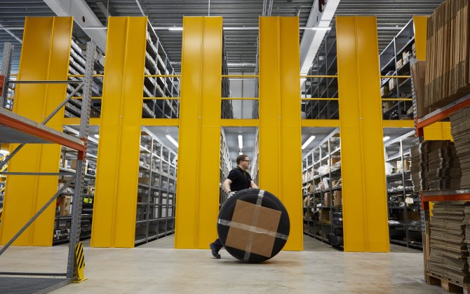 Lufthansa Technik Logistik Services: Opening of new warehouse space in Munich