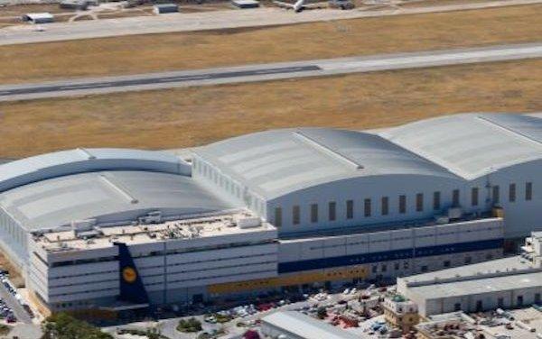 Lufthansa Technik Malta receives Airbus A350 base maintenance approval