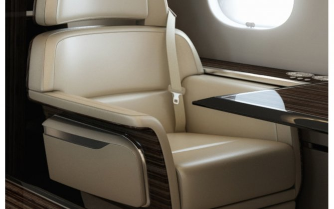 "Lufthansa Technik nominates production and sales partner of its ""chair"" aircraft seat"
