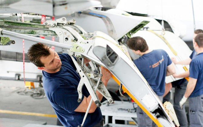 Lufthansa Technik: Total Component Support for new Cypriot Airline Cobalt