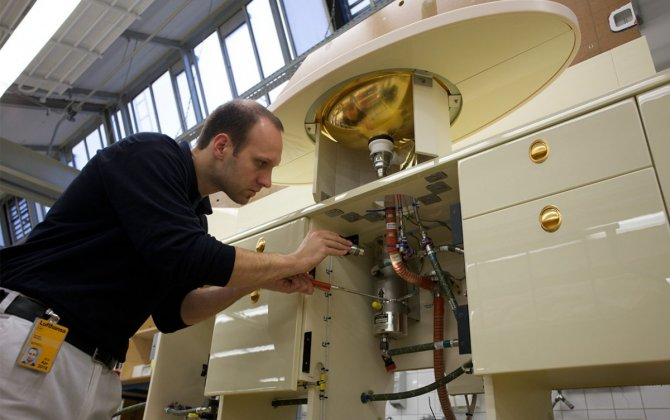 Lufthansa Technik's interior workshops enter into contract manufacturing