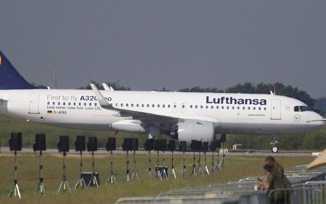 Lufthansa to cancel flights to Berlin on Monday amid airport strike