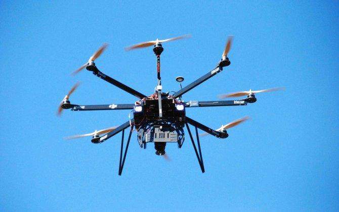Lufthansa trials UAV at Frankfurt