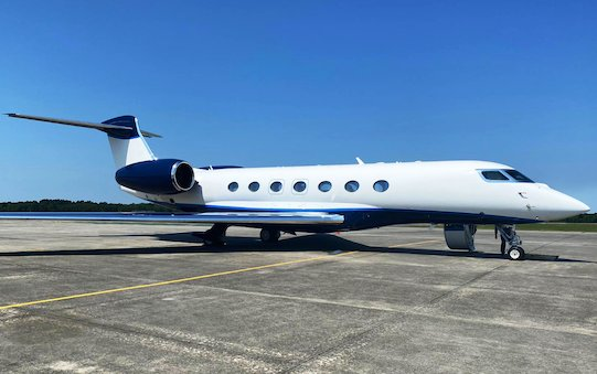 Luxaviation expands Europe and Middle East fleet, including landmark G600 addition