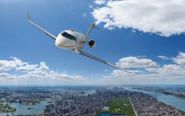 Luxaviation Group to operate First Belgium Bombardier Challenger 350 Aircraft