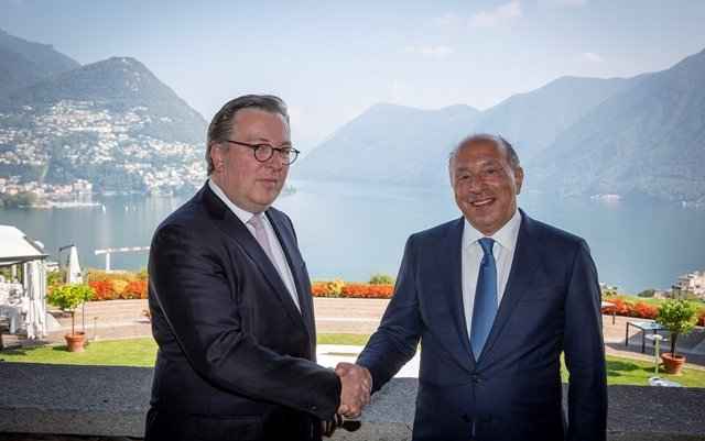 Luxaviation in partnership with Colombo opens new office in Lugano