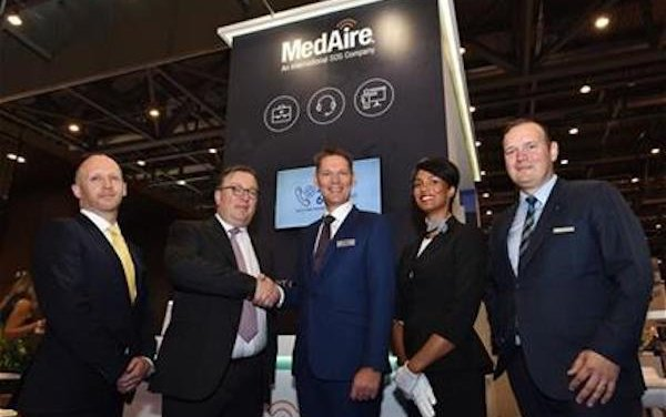 Luxaviation partners with MedAire for best-in-class operational security solutions