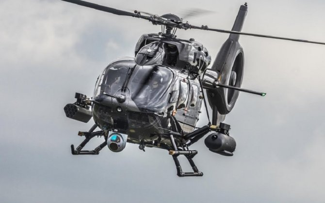 Luxembourg Defence orders two H145Ms