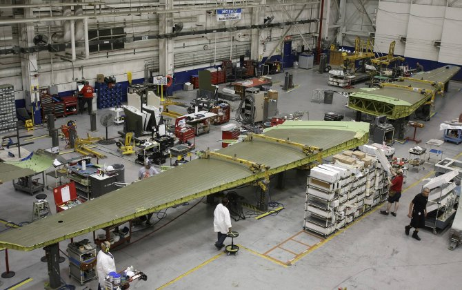 Machinists vote to strike at Triumph plant supplying Boeing, Airbus