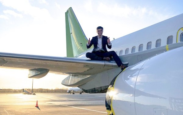 Magnetic MRO acquired four airBaltic Boeing 737s