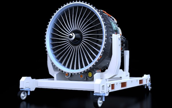 Magnetic MRO ambitious expansion plans - EngineStands24 for wide-bodies market