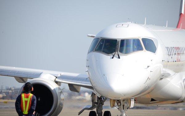 Maiden Flight of Mitsubishi SpaceJet Flight Test Vehicle 10