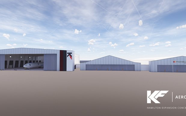 Major KF Aerospace Facility Expansion at YHM