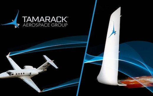 Make Air Travel More Safe and Efficient - Tamarack Aerospace Supports CARES Act