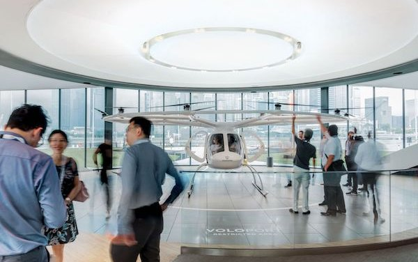 Malaysia Airports, Skyports, and Volocopter to conduct feasibility study for vertiport deployment
