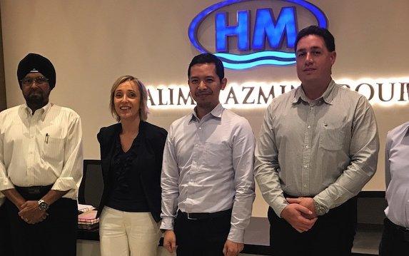 Malaysia HM Aerospace got 4th ALSIM FNPT II
