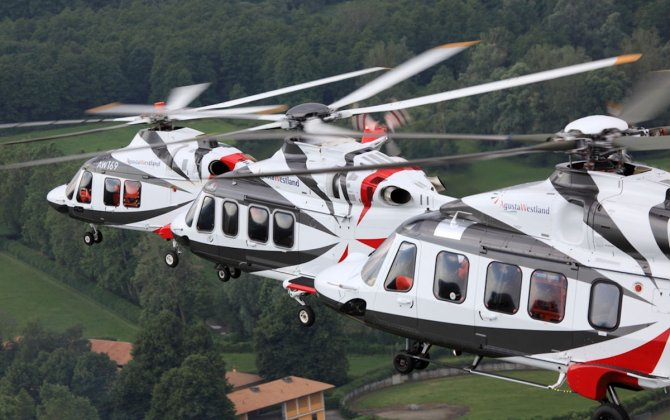 Malaysia picks AW189 for disaster-relief role