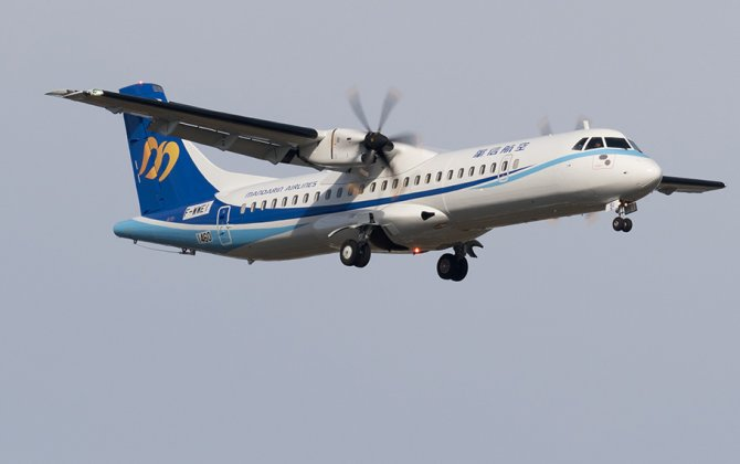 Mandarin Airlines Receives its First ATR 72-600