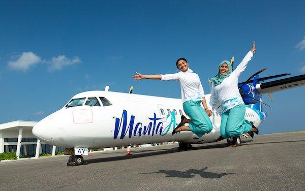 Manta Air chooses safe start with GMA ATR